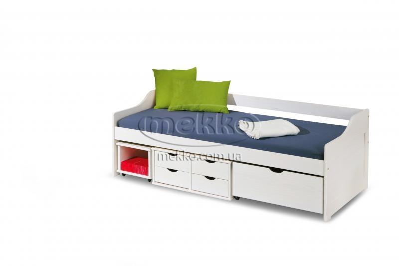 """Ліжко """"FLORO"""" (2090х960х720мм) Halmar (Халмар)  Гірник-2"""