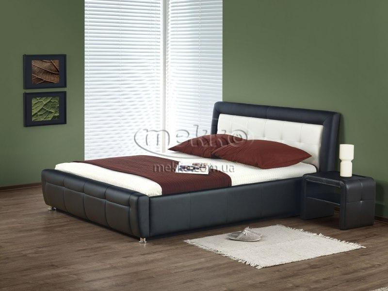 """Ліжко з підйомним механізмом """"SAMANTA P"""" (1840х2220х940мм) Halmar (Халмар)  Гірник"""