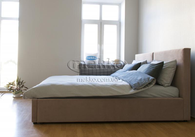 М'яке ліжко Enzo (Ензо) фабрика Мекко  Гірник-2