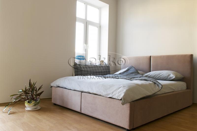 М'яке ліжко Enzo (Ензо) фабрика Мекко  Гірник-3