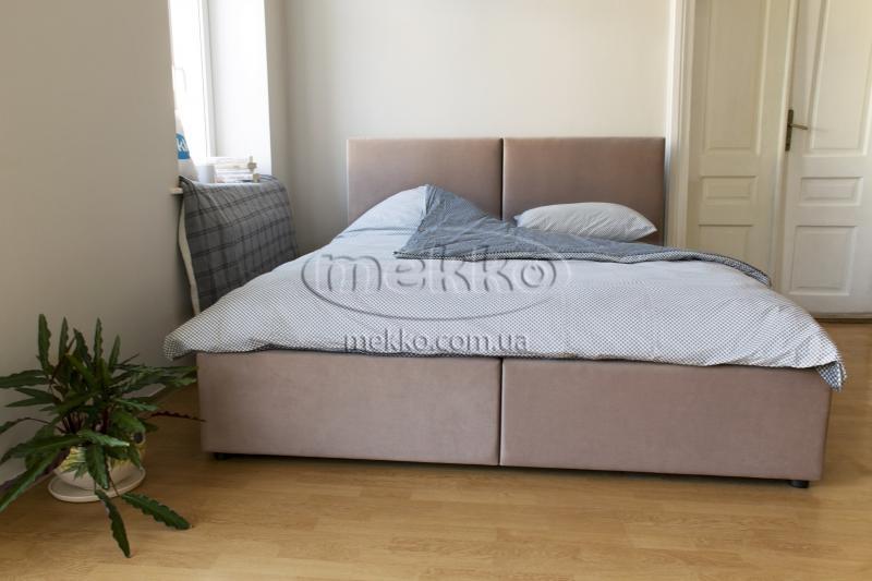 М'яке ліжко Enzo (Ензо) фабрика Мекко  Гірник-4