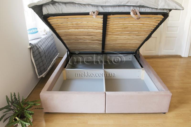 М'яке ліжко Enzo (Ензо) фабрика Мекко  Гірник-5