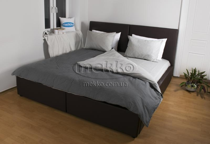 М'яке ліжко Enzo (Ензо) фабрика Мекко  Гірник-9