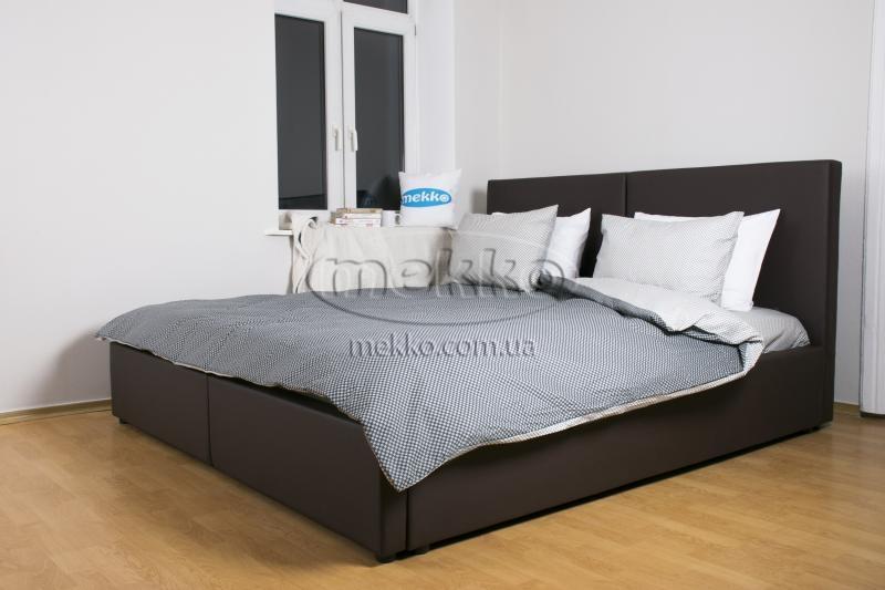 М'яке ліжко Enzo (Ензо) фабрика Мекко  Гірник-7