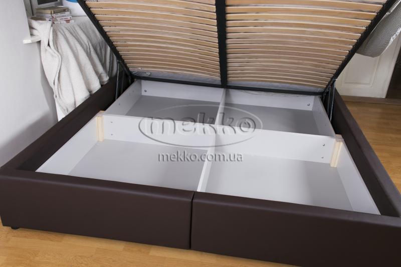 М'яке ліжко Enzo (Ензо) фабрика Мекко  Гірник-11