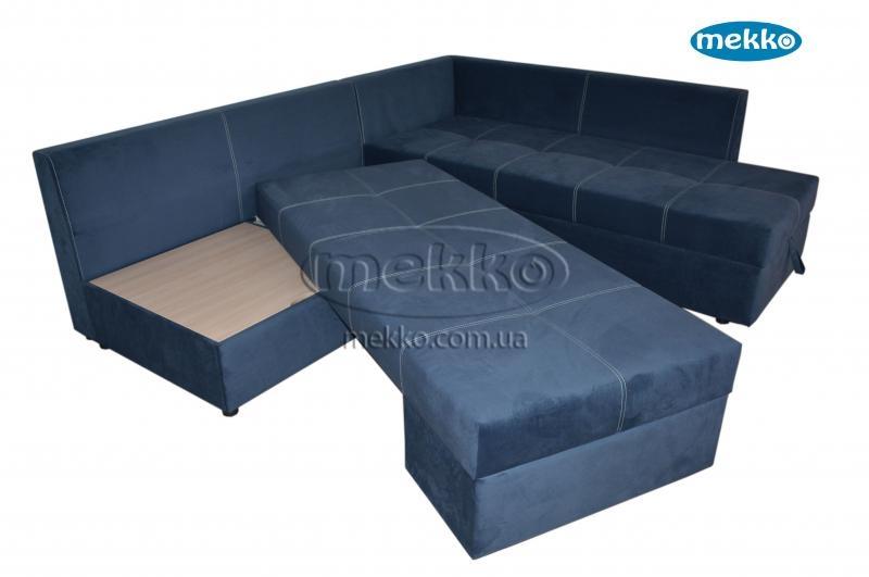 Кутовий диван з поворотним механізмом (Mercury) Меркурій ф-ка Мекко (Ортопедичний) - 3000*2150мм  Гірник-15