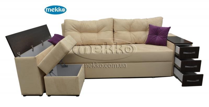 Ортопедичний кутовий диван Cube Shuttle NOVO (Куб Шатл Ново) ф-ка Мекко (2,65*1,65м)  Гірник-13