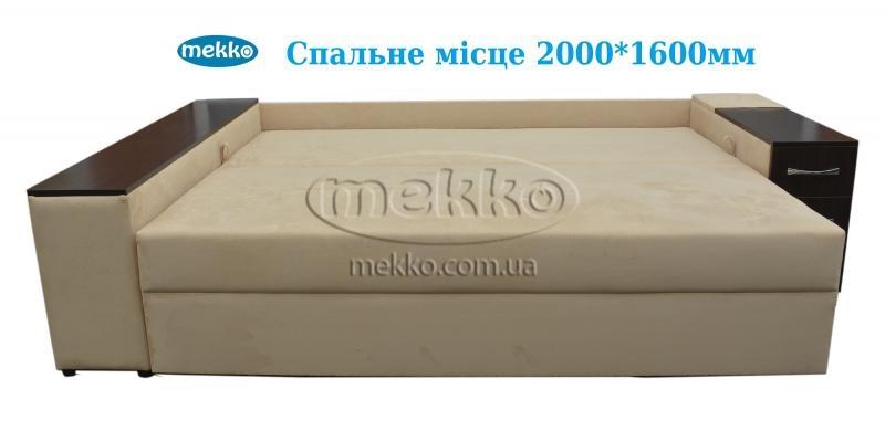 Ортопедичний кутовий диван Cube Shuttle NOVO (Куб Шатл Ново) ф-ка Мекко (2,65*1,65м)  Гірник-16
