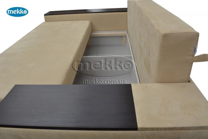 Ортопедичний кутовий диван Cube Shuttle NOVO (Куб Шатл Ново) ф-ка Мекко (2,65*1,65м)  Гірник-15