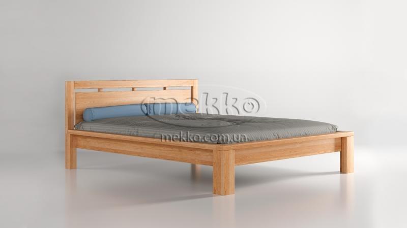 Ліжко Фаджио (масив бука /масив дуба) T.Q.Project  Гірник-6