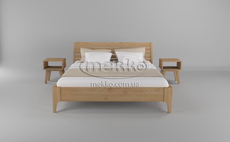 Ліжко Вайде (масив бука /масив дуба) T.Q.Project  Гірник-5