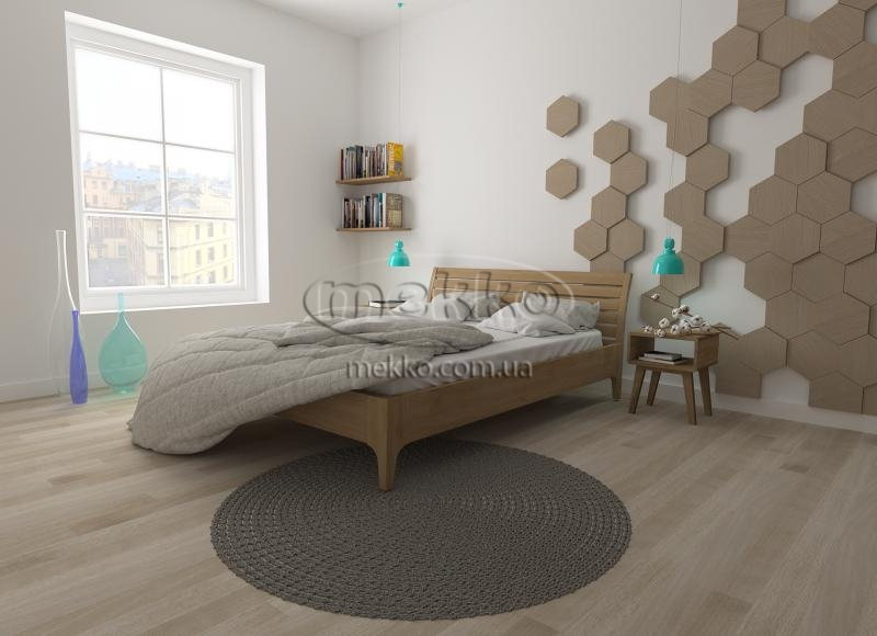 Ліжко Вайде (масив бука /масив дуба) T.Q.Project  Гірник