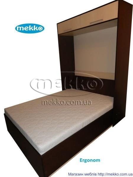"""Ліжко-шафа mekko """"Ergonom""""  Гірник-4"""
